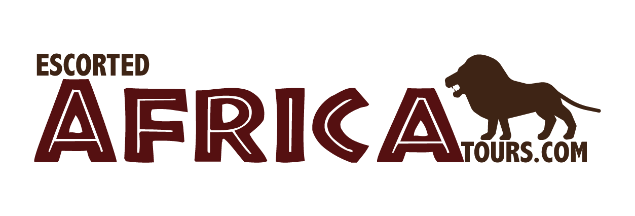 Escorted Africa Tours | Logo gray
