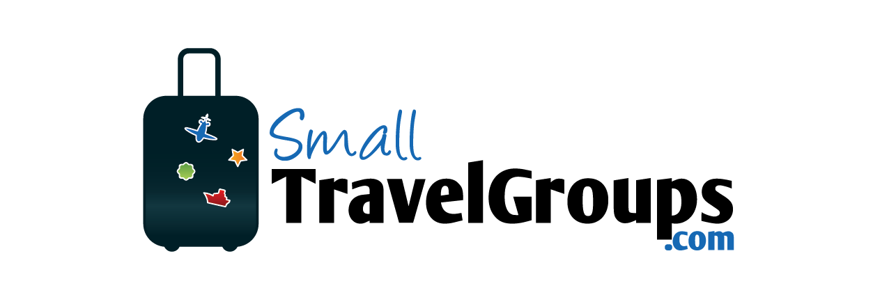 Small Travel Groups | Logo gray