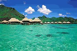 5-Nights Moorea, Hilton Moorea Lagoon Resort & Spa