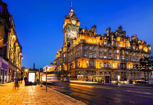 Scotland Travel Overview