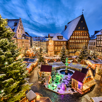 Some Of The Best German Christmas Markets