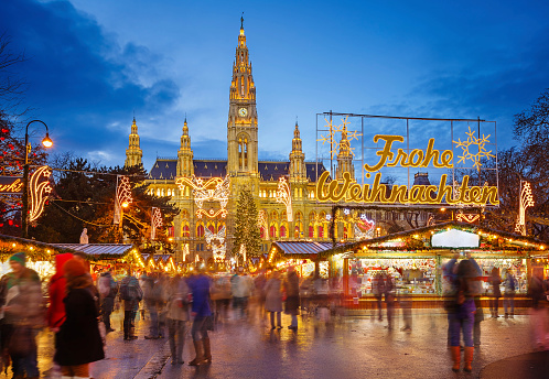 Christmas Markets By River Cruising