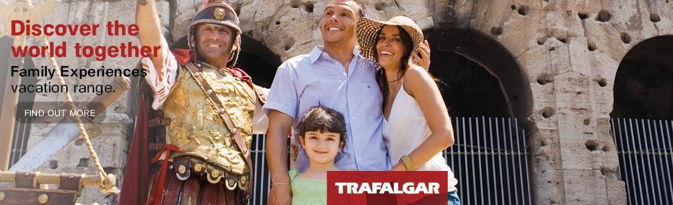 A 2018 Trafalgar South America Vacation