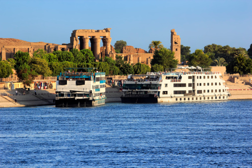 The Nile Cruise From Luxor To Aswan