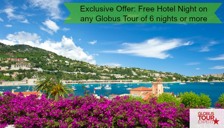 How To Save on 2018 Globus Guided Vacations