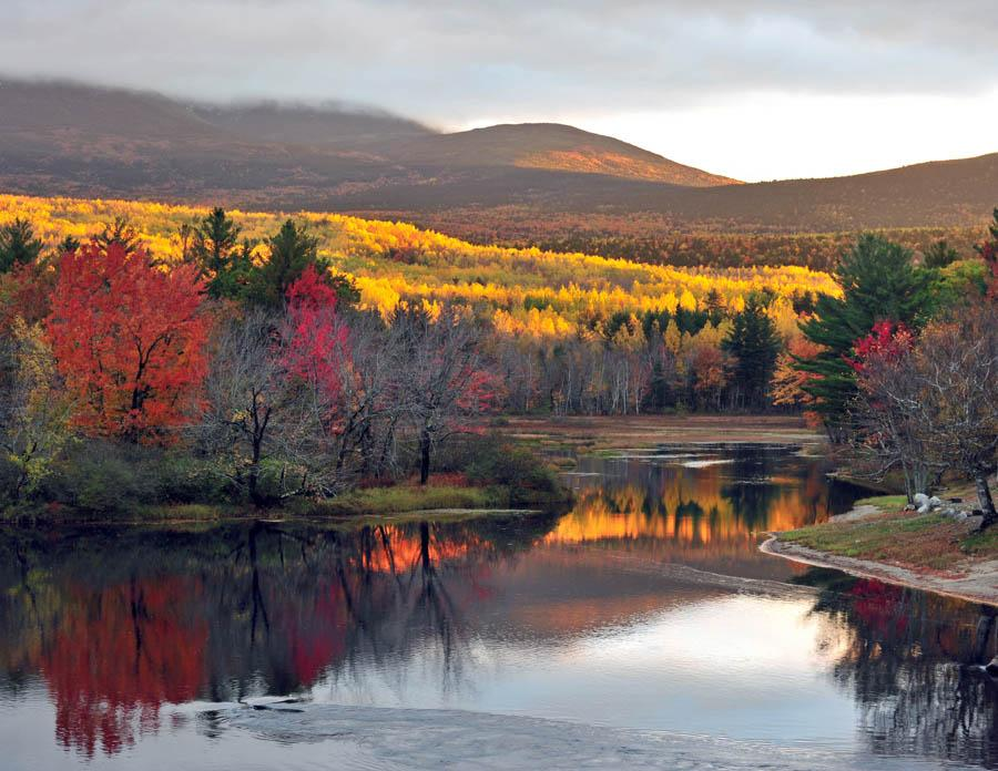 Popular Fall Foliage Tours