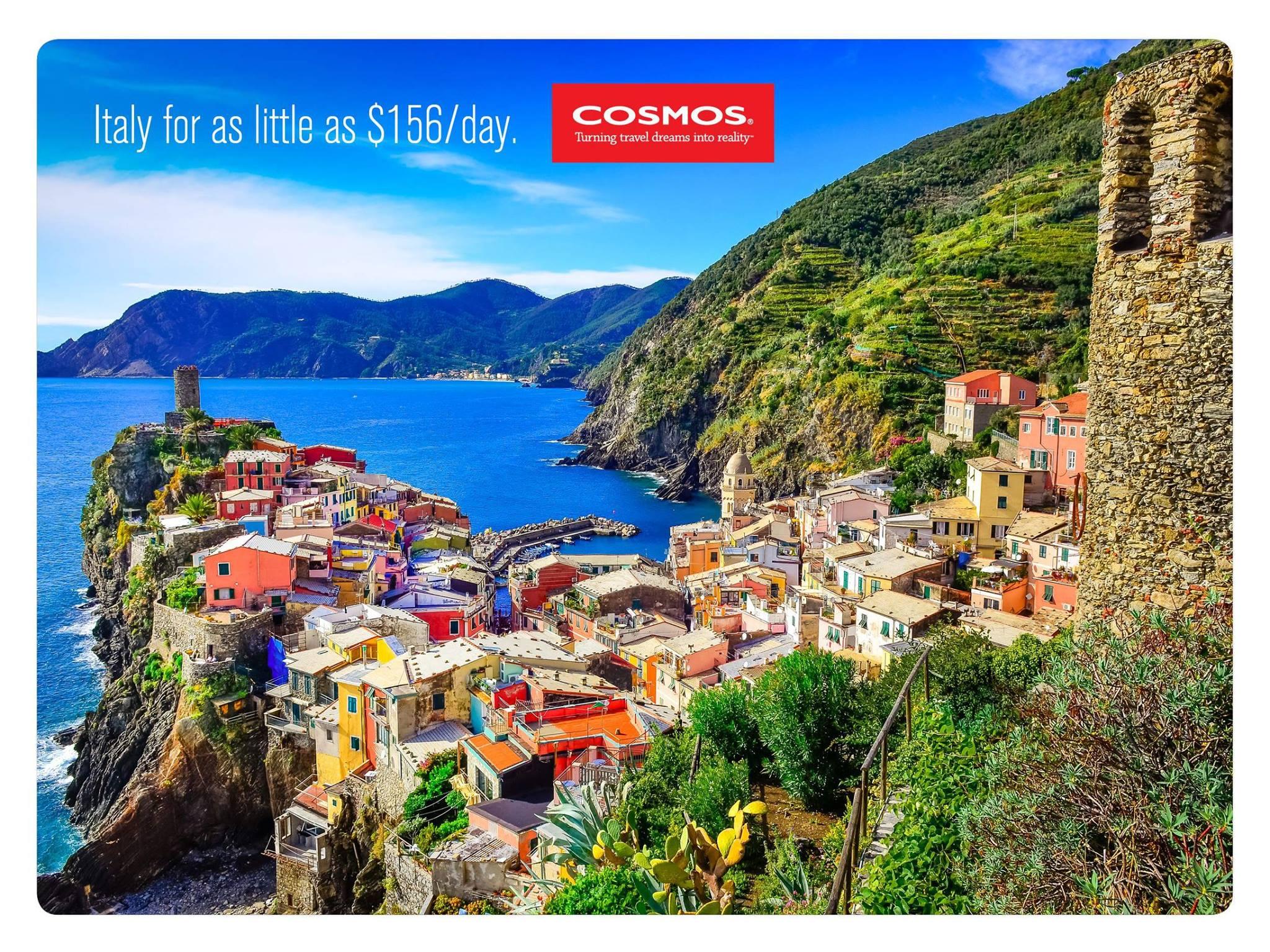 Cosmos Italy Tours