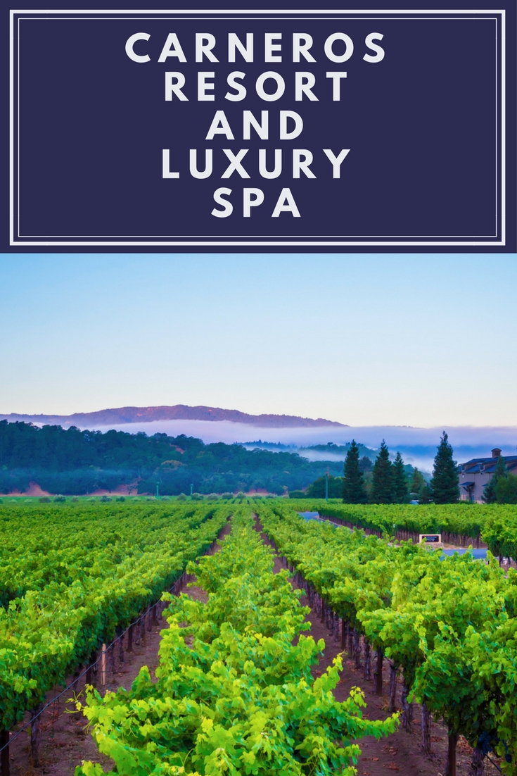 Carneros Resort And Luxury Spa