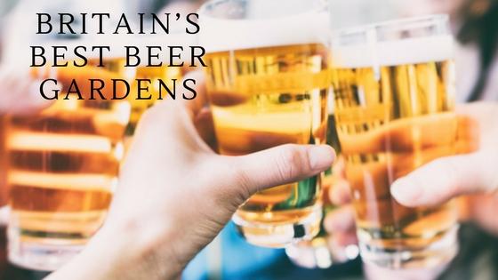 Britain's best beer gardens