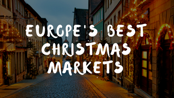 Europe's Best Christmas Markets