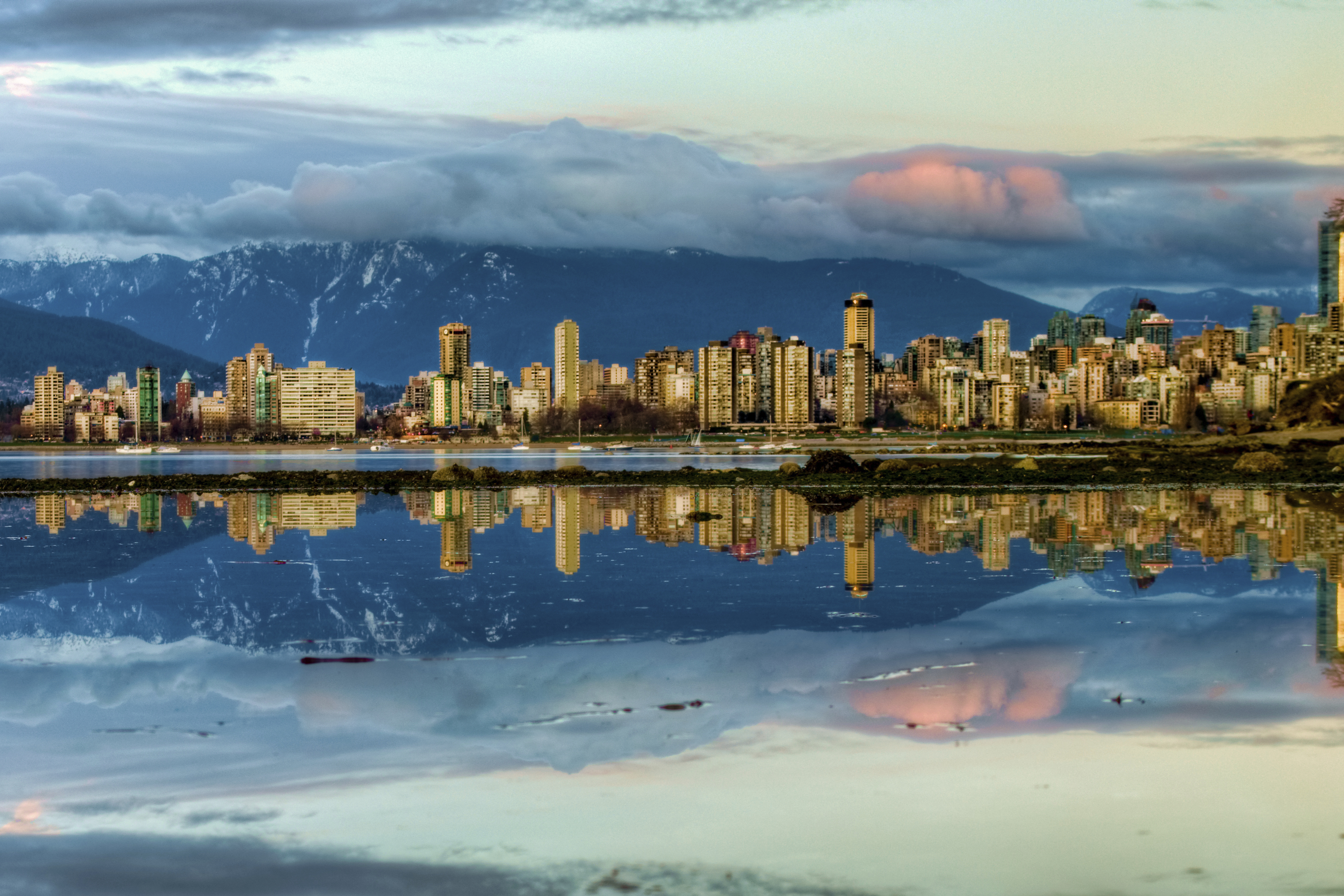 Vancouver the Ultimate City in Canada