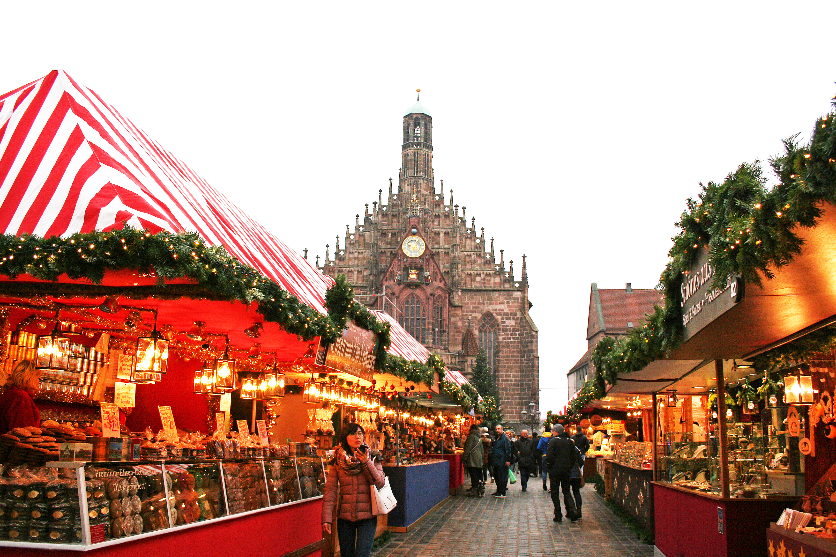 Nuremberg Christmas Market.The Nuremberg Christmas Market Christmas Market Travel Blog