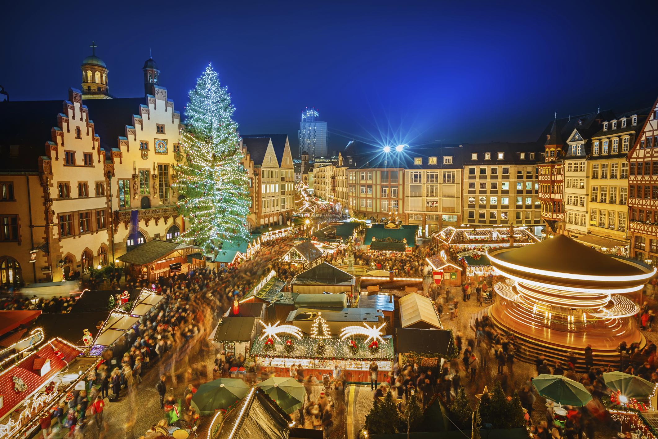 The Strasbourg Christmas Market