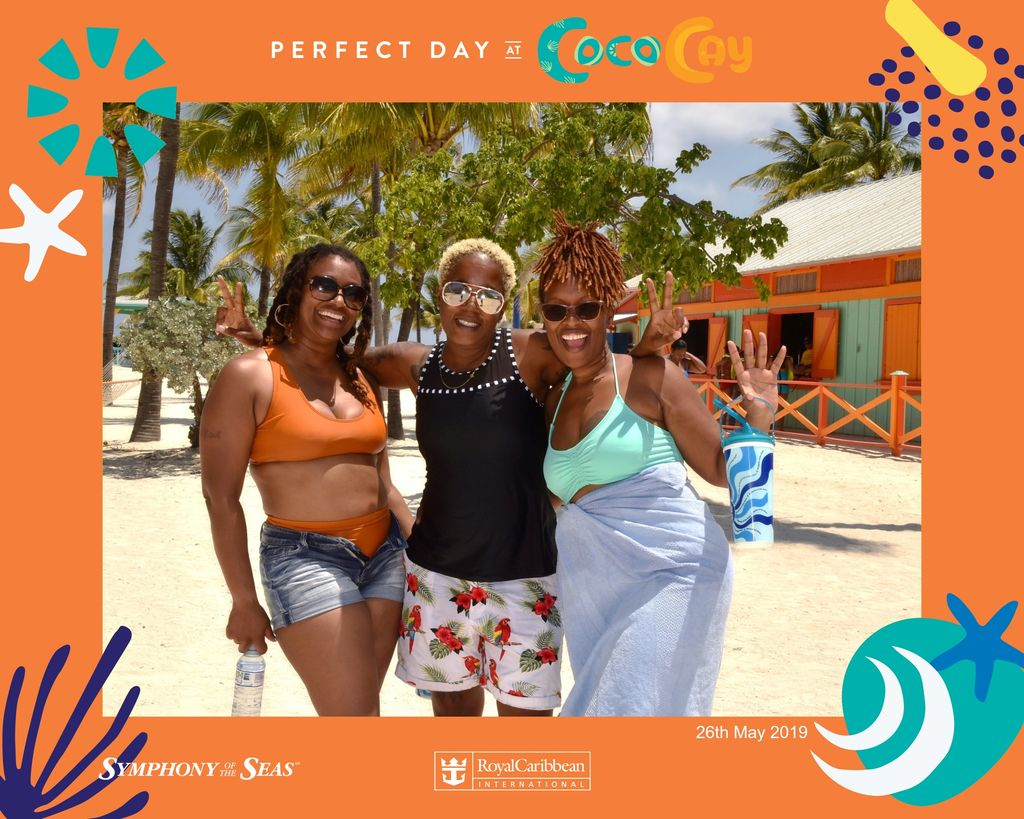Uploaded by Rolanda Morgan from Grown & Sexy Vibe Cruise on Saturday, September 21, 2019