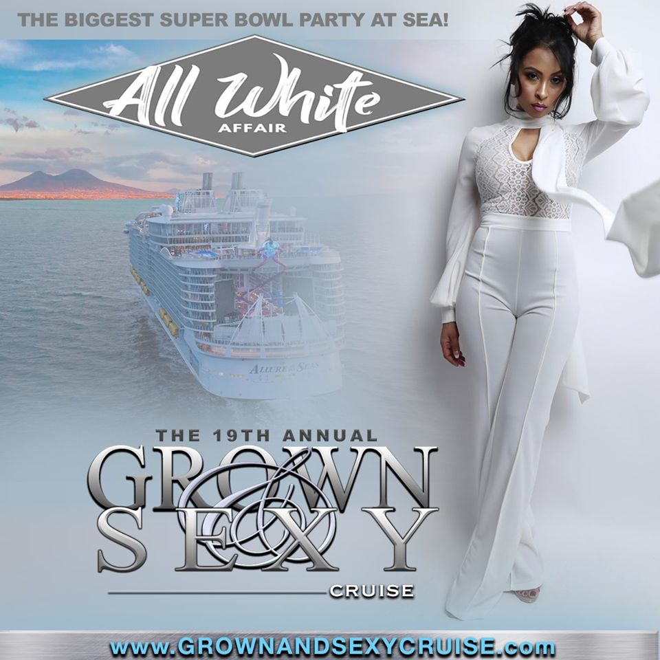 All White Affair