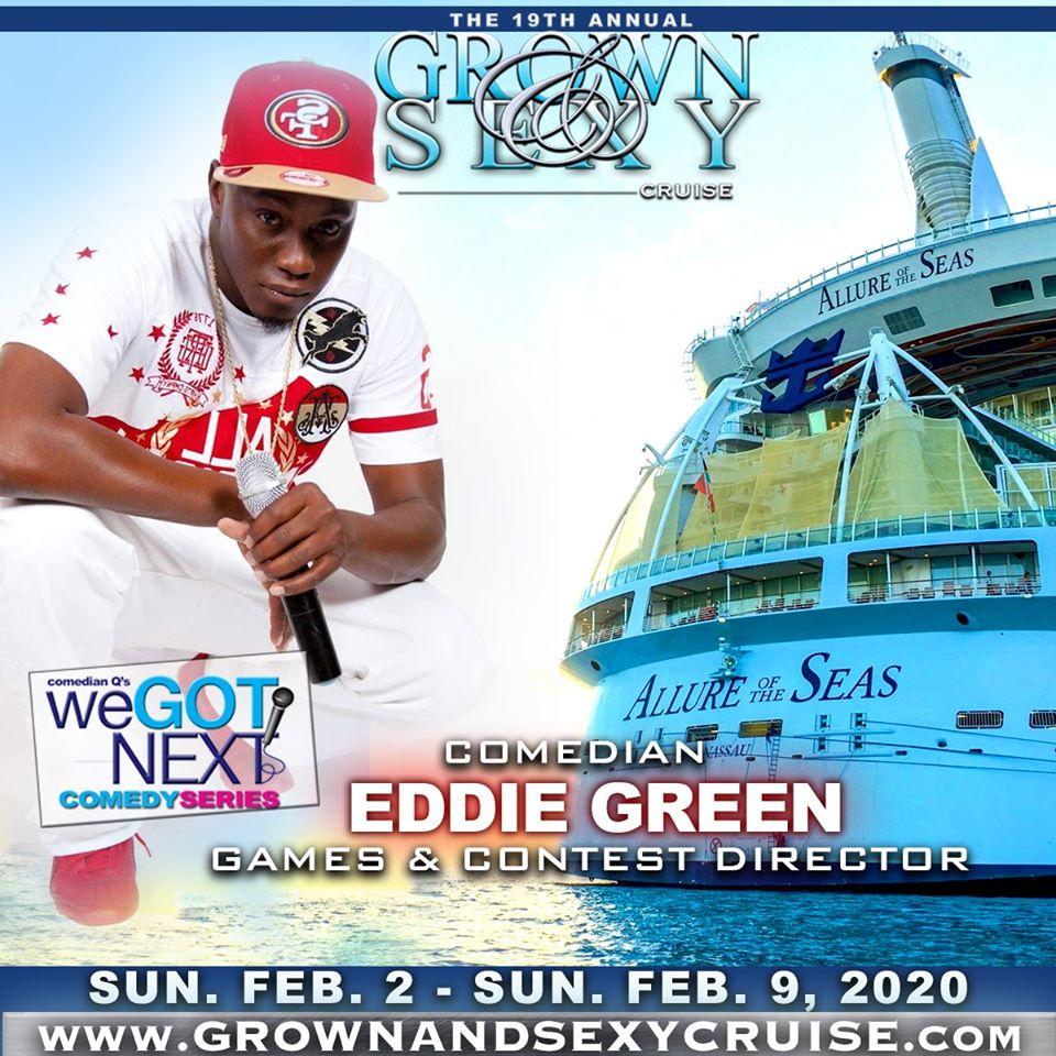 Eddie Green