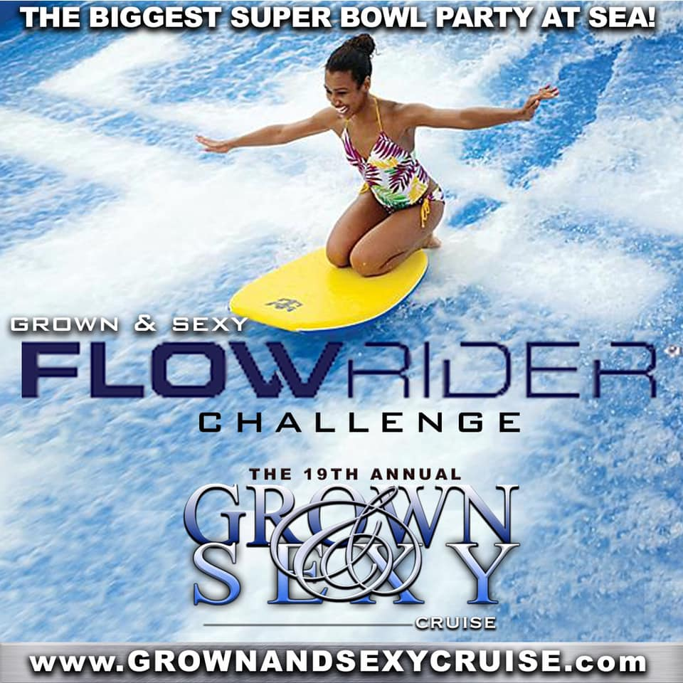 Flowrider Challenge