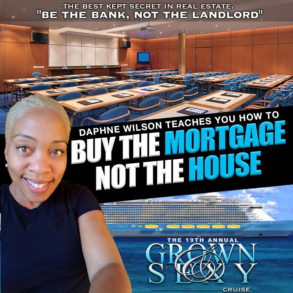 Buy The Mortgage Not The House