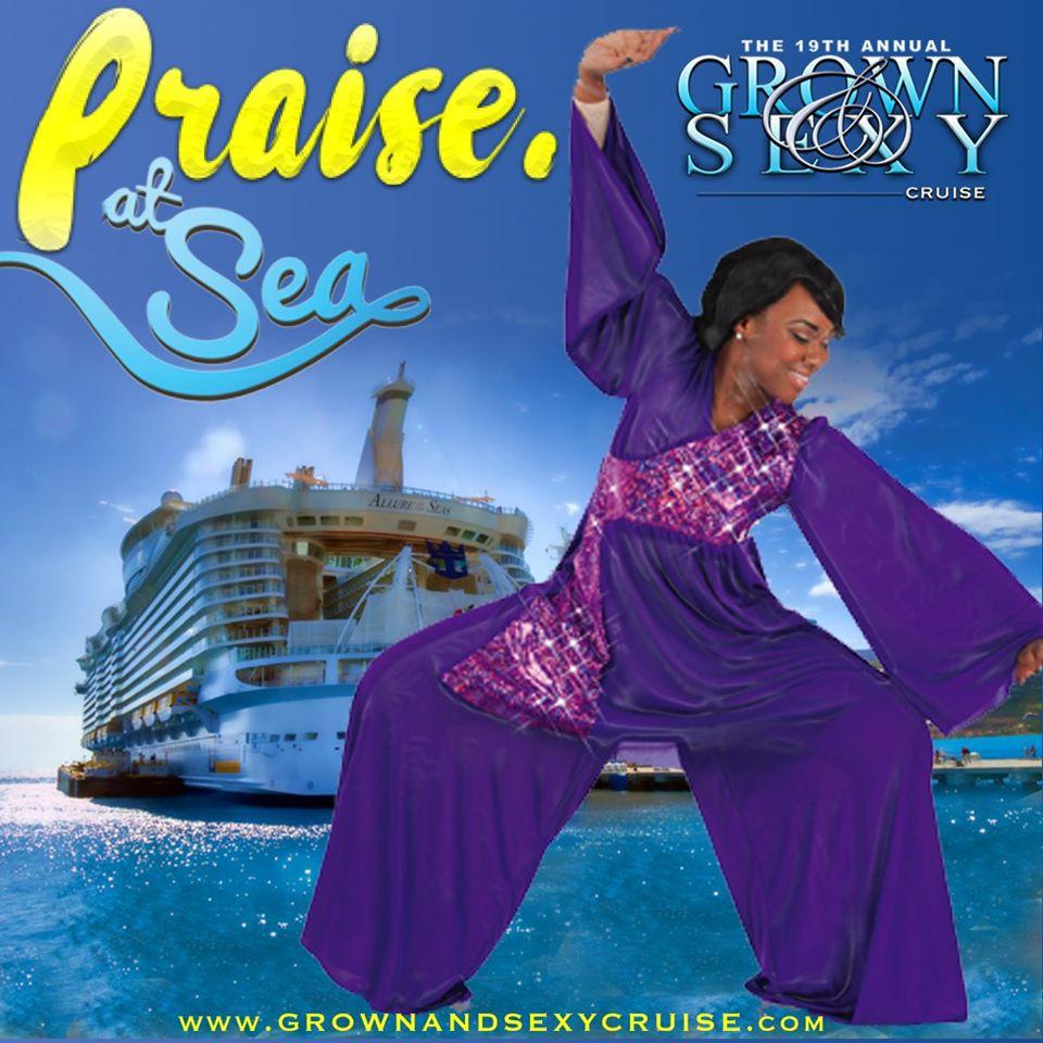 Praise At Sea