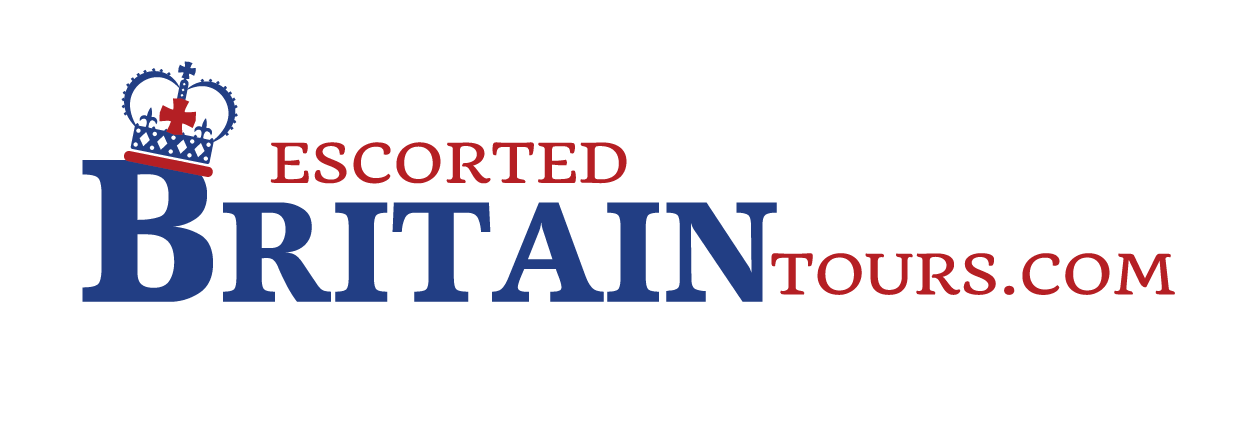 Escorted Britain Tours | Logo gray scale