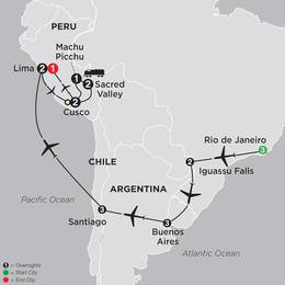 Brazil, Argentina and Chile Unveiled with Peru (11052020)