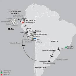 Ultimate South America with Galapagos Cruise (12052020)