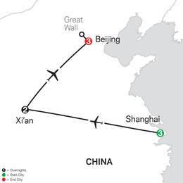 China Experience (21802020)