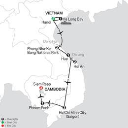 Simply Vietnam with Cambodia (27152020)