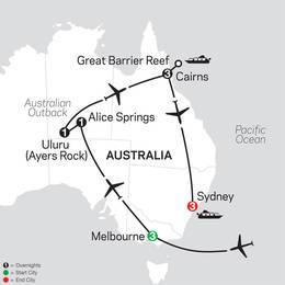 Highlights of Australia (33502021)