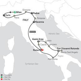 Shrines of Italy FaithBased Travel (53652020)
