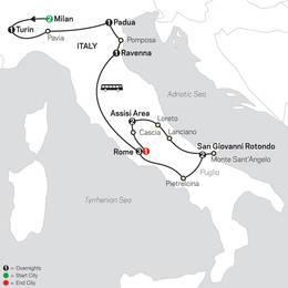 Shrines of Italy FaithBased Travel (53652021)