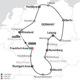 Highlights of Germany (60402021)