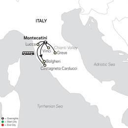 Gourmet Tuscany (6240 - 2021)