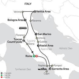 Italian Showcase (63702020)