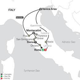 The Splendors of Italy (64002022)