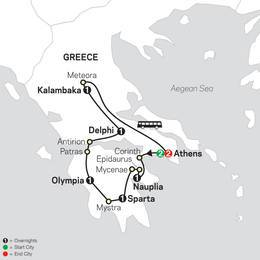 The Best of Greece (66702021)