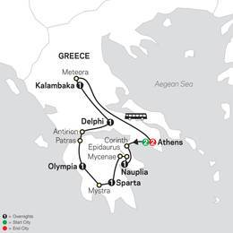The Best of Greece (66702022)