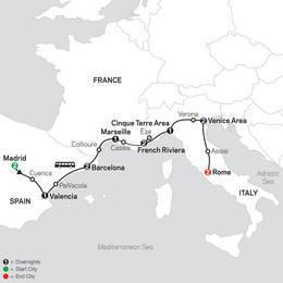 Mediterranean Flavors (68402020)