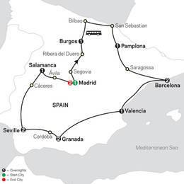 Sensational Spain (68702020)