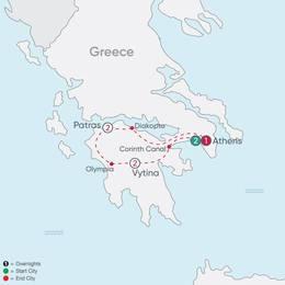 Greece Explorer (78002020)
