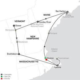 Classic New England (81002022)