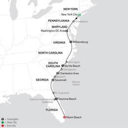 Exploring the Eastern Seaboard (83102020)