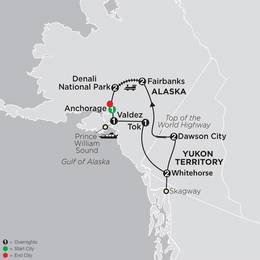 Alaska and the Yukon (83602019)