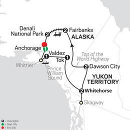 Alaska and the Yukon (83602020)