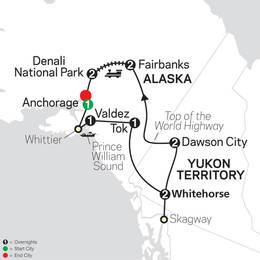 Alaska and the Yukon (83602021)