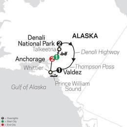 Grand Alaskan Adventure (84202020)
