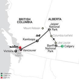 Western Canada by Rail (89302020)