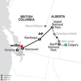 Western Canada by Rail (89302021)