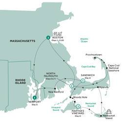 Boston, Cape Cod and The Islands Summer 2020