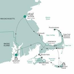 Boston, Cape Cod and The Islands Summer 2021